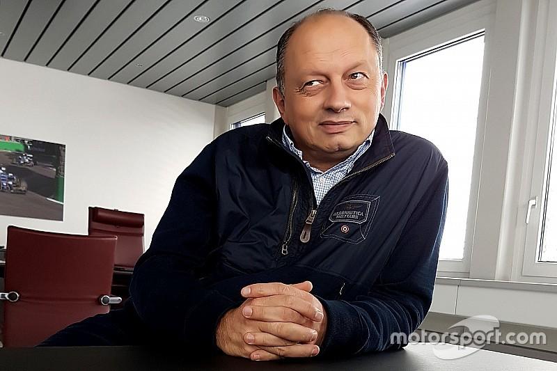 Vasseur: Sauber Alfa, Ferrari'nin B takımı değil