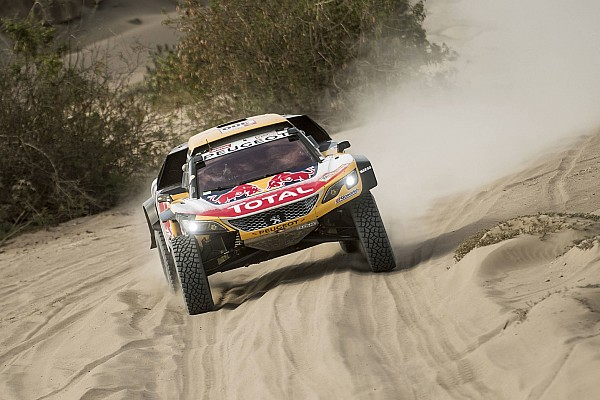 Dakar Etappeverslag Dakar 2018: Peterhansel wint opnieuw, Al-Attiyah verliest terrein