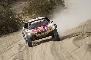 Dakar 2018: Peterhansel wint opnieuw, Al-Attiyah verliest terrein