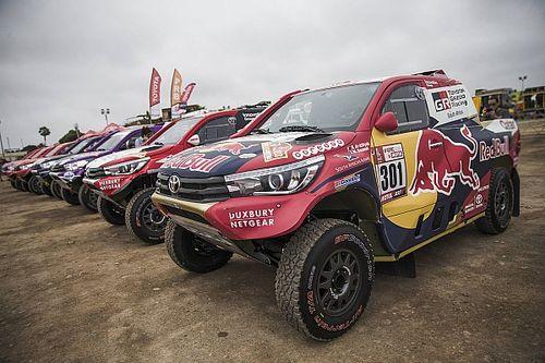"Kleinschmidt: ""Toyota tiene muchas opciones de ganar el Dakar"""