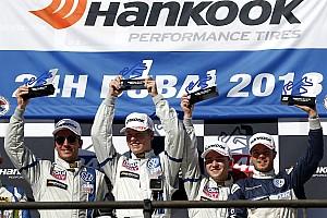 Endurance Gara Il Team Engstler vince la Classe TCR alla 24h di Dubai
