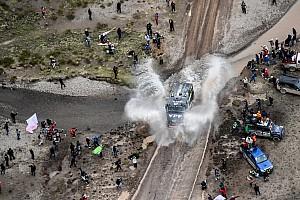 Дакар Репортаж з етапу Дакар-2018, Етап 7: подвійний удар по КамАЗ