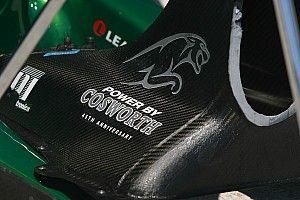 考斯沃斯意欲同阿斯顿•马丁联手开发F1引擎