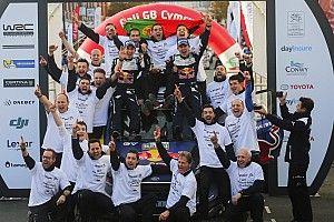 M-Sport, che impresa: titolo Costruttori meritato battendo i team ufficiali