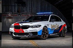 Galería: BMW presenta el nuevo safety car de MotoGP