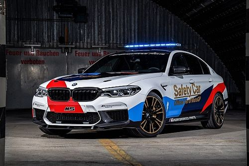 Galeria: BMW apresenta novo safety car da MotoGP
