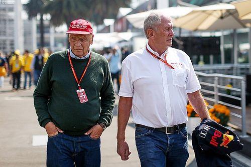"""F1 - Red Bull cutuca Mercedes: """"Se Lauda estivesse vivo, não conseguiríamos fazer isso"""""""