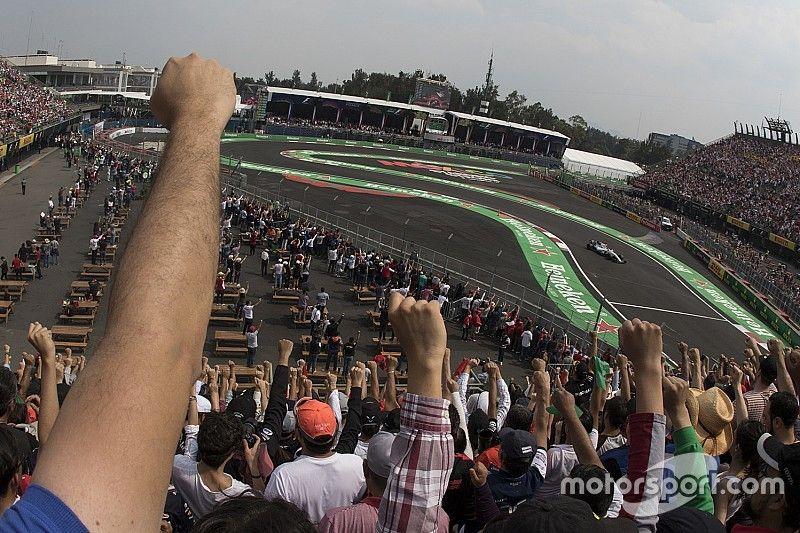 Liberty mantiene negociaciones para salvar el GP de México