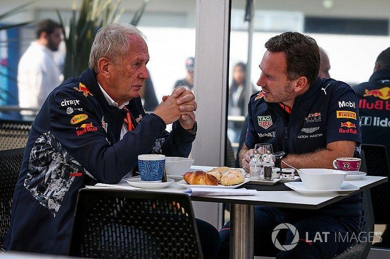 Marko trata de rebajar la tensión con Renault