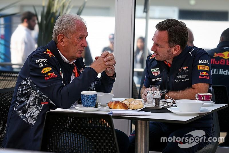 Hoe Horner voor het eerst in contact kwam met Red Bull-adviseur Marko