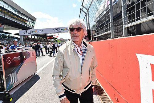 WM-Tipp: Bernie Ecclestone und Nico Rosberg nicht einig