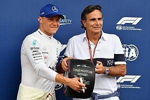 Starting grid GP Austria 2018
