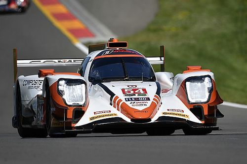 CTMP IMSA: Braun sets scorching early practice pace