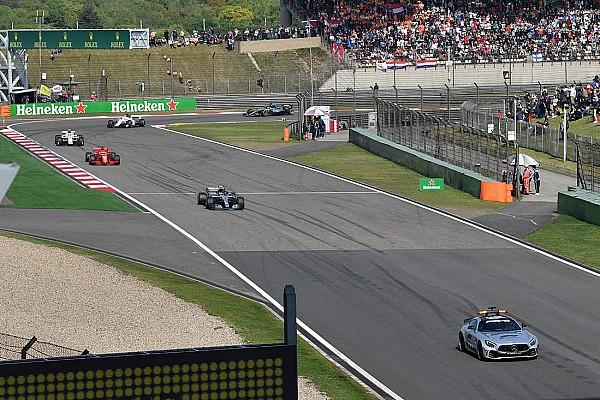 Mercedes jelaskan alasan Hamilton tak ikuti perjudian duo Red Bull