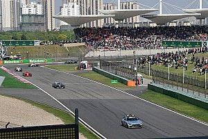 Resmi: Çin Grand Prix'si, corona virüsü nedeniyle ertelendi!