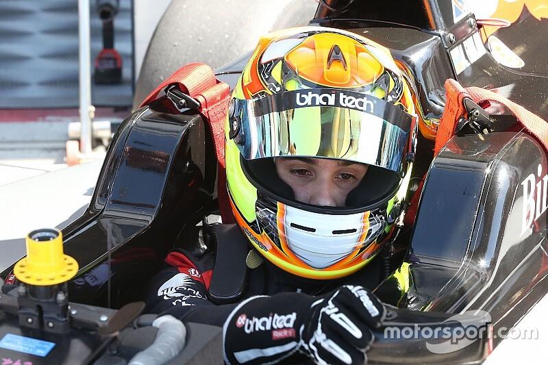 Alessandro Famularo firma con la Van Amersfoort Racing
