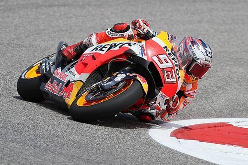 Marquez ancora senza rivali ad Austin, Iannone torna sul podio