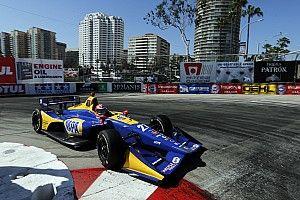 IndyCar Long Beach: Rossi torehkan kemenangan dominan