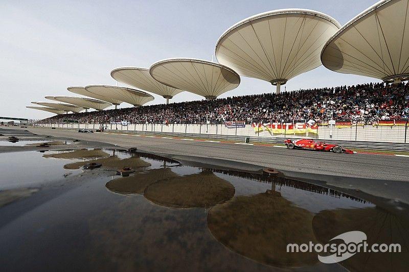 """الفورمولا واحد """"تُحبّ"""" إضافة سباقٍ ثانٍ في الصين"""