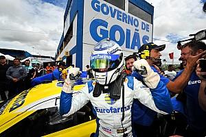 Stock Car Brasil Últimas notícias Líder da Stock Car, Serra volta a vencer em Goiânia
