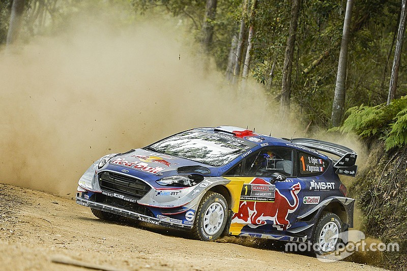 sebastien ogier to defend wrc title with m sport ford. Black Bedroom Furniture Sets. Home Design Ideas