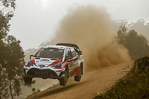 WRC Actualités Latvala espérait faire