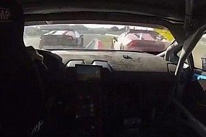 Video Lamborghini: ecco lo spavento di Di Folco mentre evita Yazid