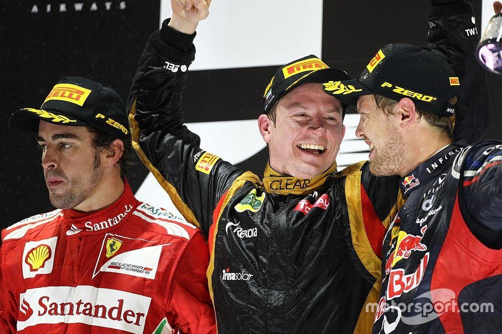 Сайнс и еще девять человек. Все пилоты Ferrari в 21 веке