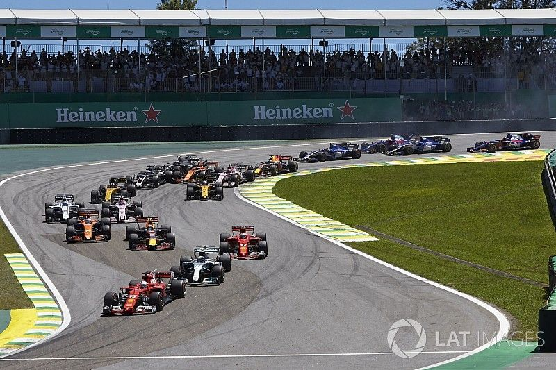 Grand Prix du Brésil : ce qu'ont dit les pilotes