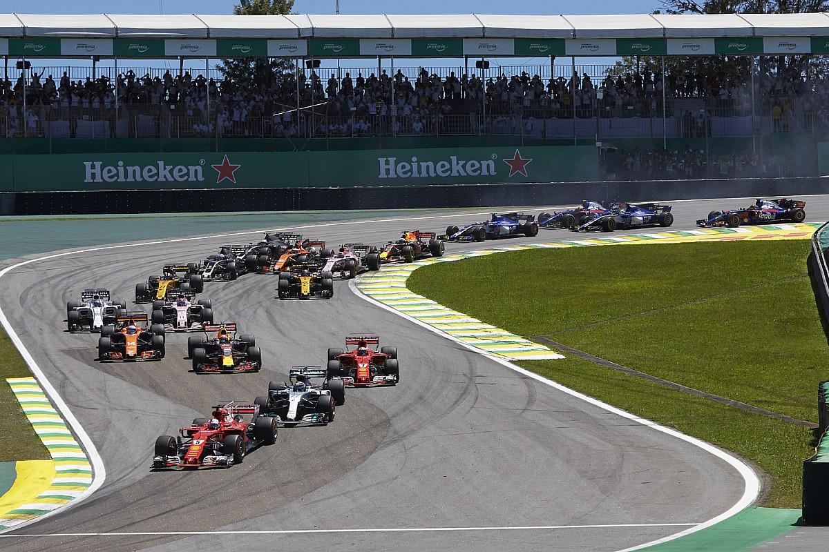 Le Brésil ne devrait rien payer à la F1 pour ses 3 prochains GP