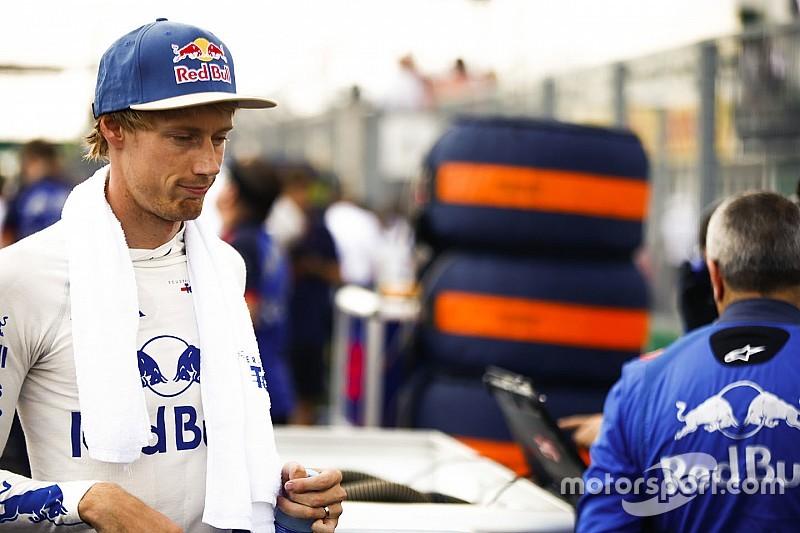 Hartley: Semmi közös nincs a Red Bullban és a Toro Rossóban, csak az ellátás