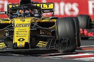 Frustré, Renault pointe un choix de pneus trop conservateur au départ