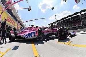 "Force India ya tiene posibles ""pretendientes"""