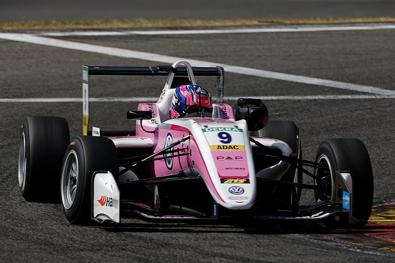 Spa F3: Daruvala adds podium to Race 1 win