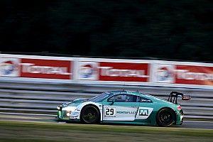 24h Spa nach 6 Stunden: Land-Audi führt in die Nacht