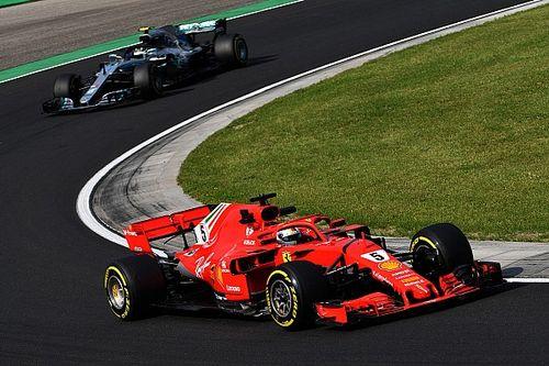 Ergebnis: Formel 1 Ungarn 2018, 3. Freies Training