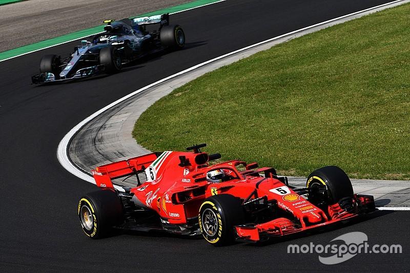 EL3 - Vettel persiste, Bottas résiste, Red Bull rentre dans le rang