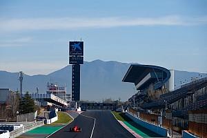 Alineaciones de pilotos en el primer test de pretemporada de F1 2019