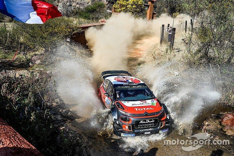 WRC Rallye Mexiko 2018: Sebastien Loeb übernimmt die Spitze