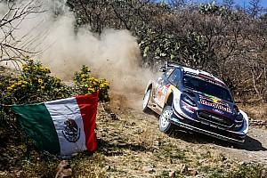 WRC Gara Loeb incanta al rientro nel WRC, ma il Rally del Messico va a Ogier