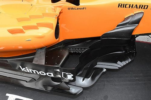 Chinese GP: Latest tech updates, direct from the garages