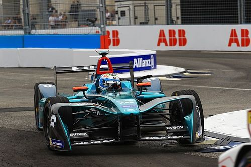 Filippi returns to NIO for Berlin ePrix