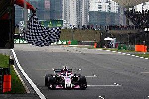 Sergio Pérez espera lograr sus primeros puntos en Azerbaiyán