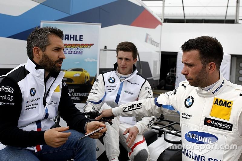 От Риккардо до Штука. Пилоты DTM выбрали себе соперников среди гонщиков Ф1