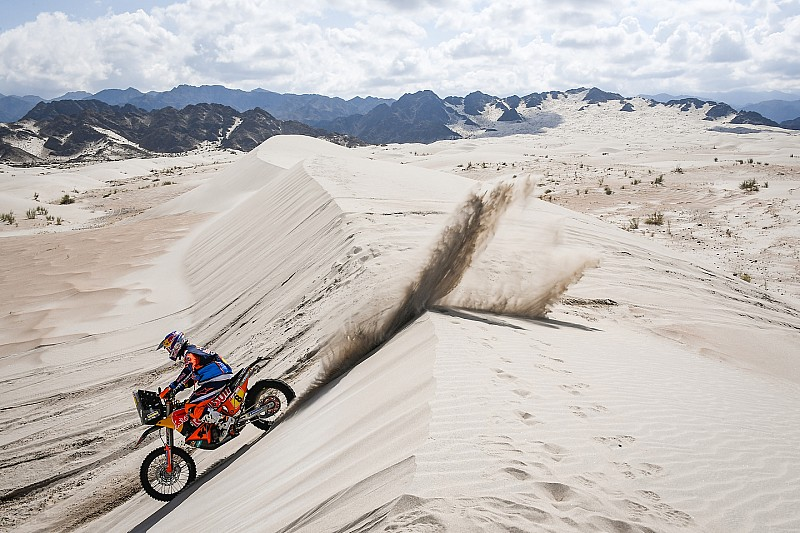 Dakar 2018, Stage 13: Price sets pace, Walkner nears victory