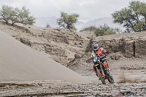 Dakar Breaking news Dakar cancels Stage 12 for bikes, quads