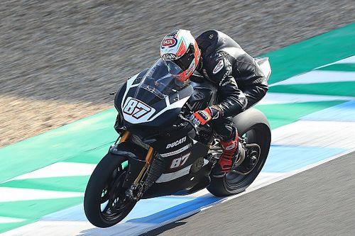 """Zanetti: """"La Ducati V4 Superbike base mostra già un bel potenziale"""""""