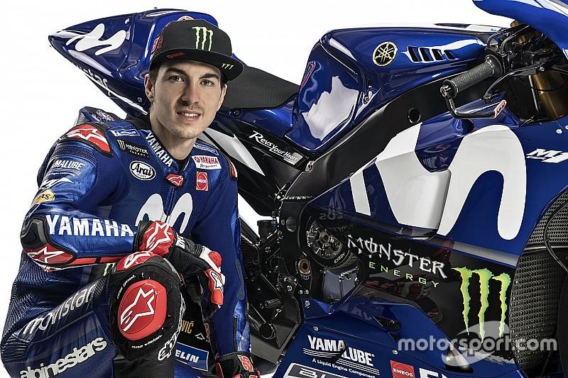 Viñales annonce qu'il reste deux ans de plus chez Yamaha