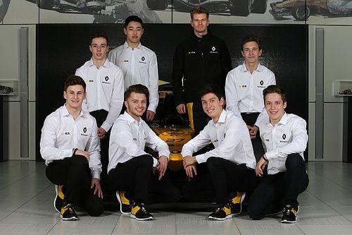 Renault wil talenten via motordeals onderbrengen bij F1-teams