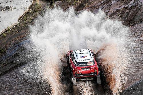 Hadapi Dakar 2019, Sainz bergabung dengan X-raid Mini